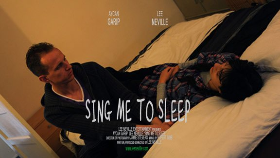 Sing Me to Sleep Poster
