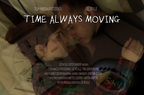 Time Always Moving Poster