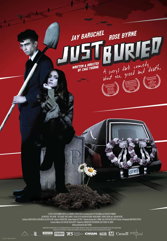 Just Buried Poster #1