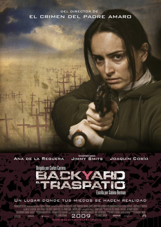 Backyard (El traspatio) Poster