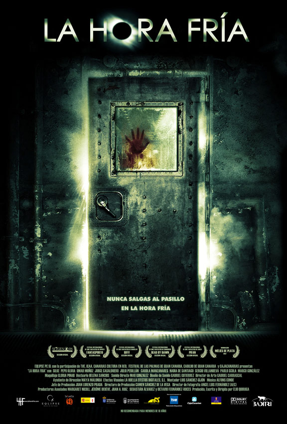 The Dark Hour (La hora fría) Poster #2