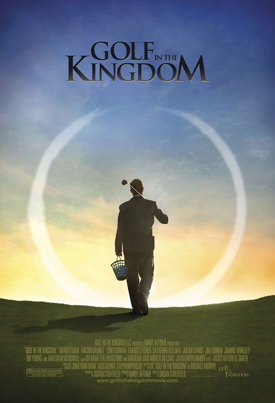 Golf In The Kingdom Poster