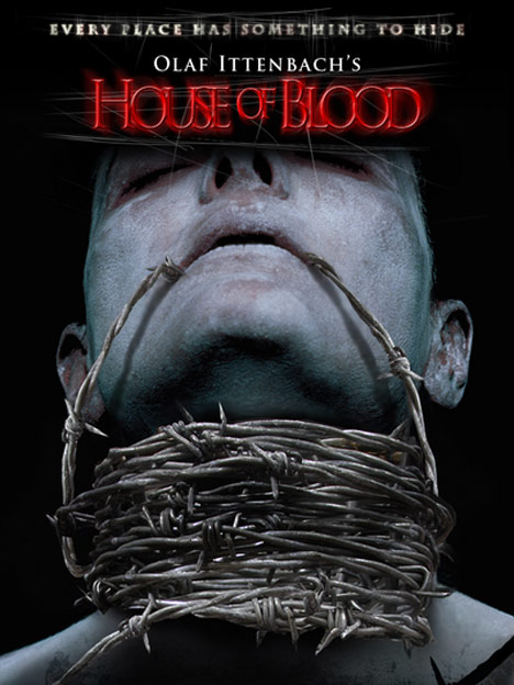 House of Blood Poster