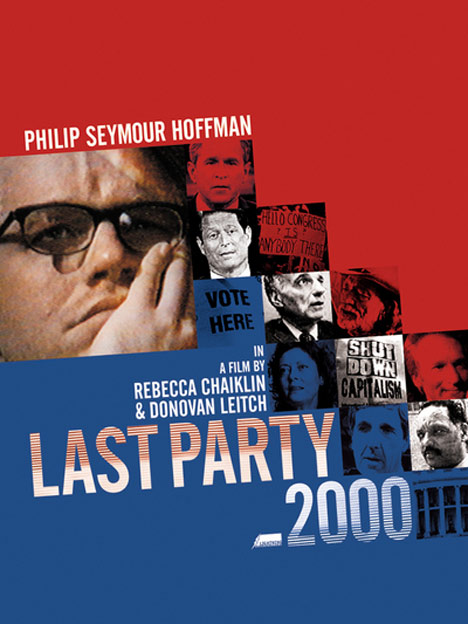 Last Party 2000 Poster