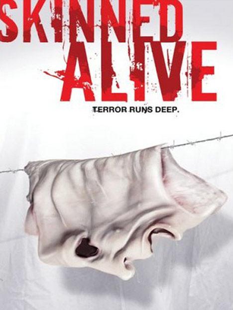 Skinned Alive Poster #1
