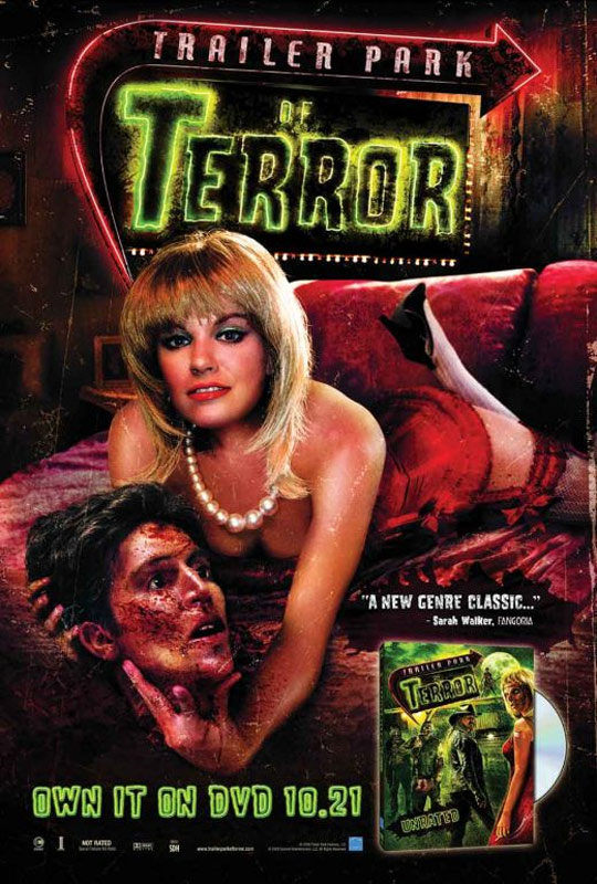 Trailer Park of Terror Poster #2