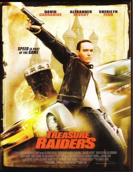 Treasure Raiders Poster