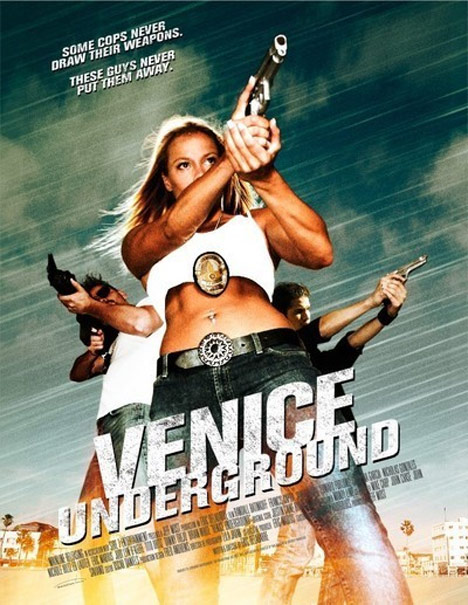 Venice Underground Poster