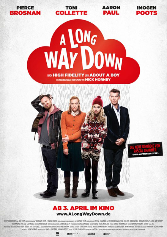 A Long Way Down Poster #2