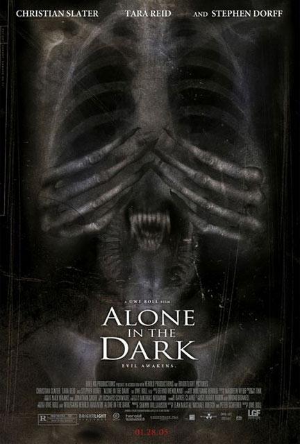 Alone in the Dark Poster #1