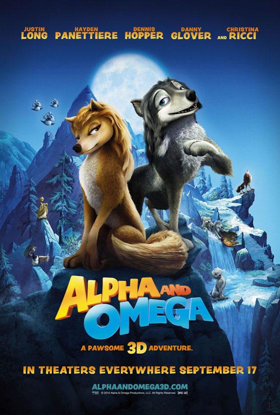 Alpha & Omega Poster #6