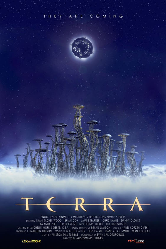 Battle for Terra Poster #2