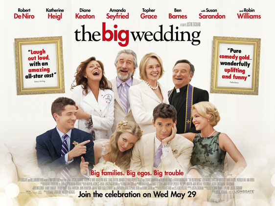 The Big Wedding Poster #4