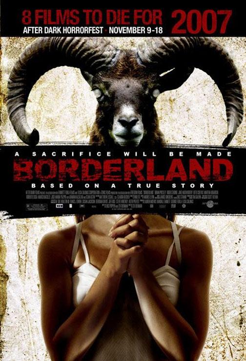 Borderland Poster #1