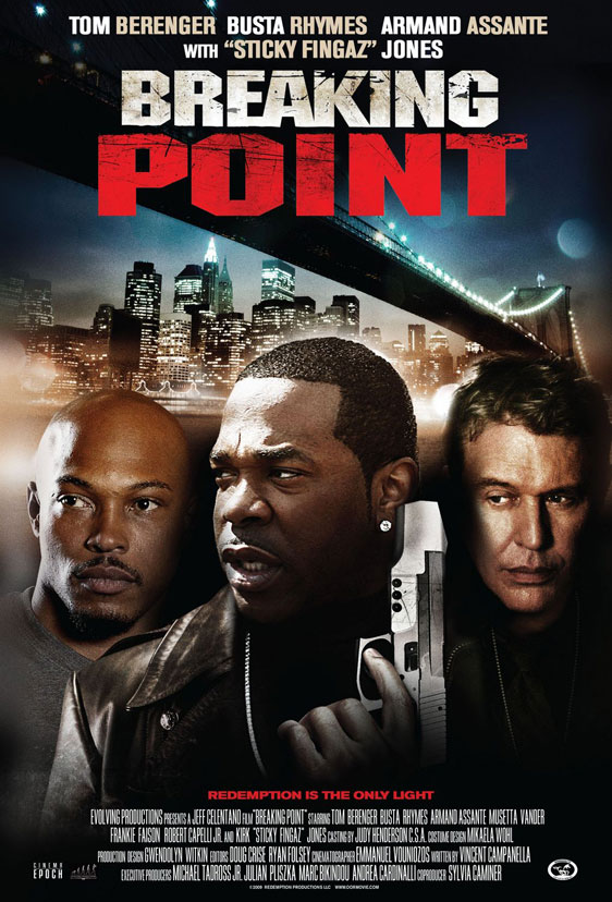 Breaking Point Poster #1