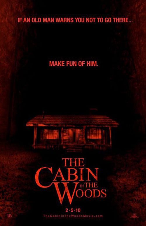 The Cabin in the Woods Poster #3