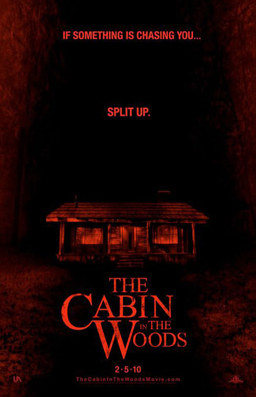 The Cabin in the Woods Poster #4