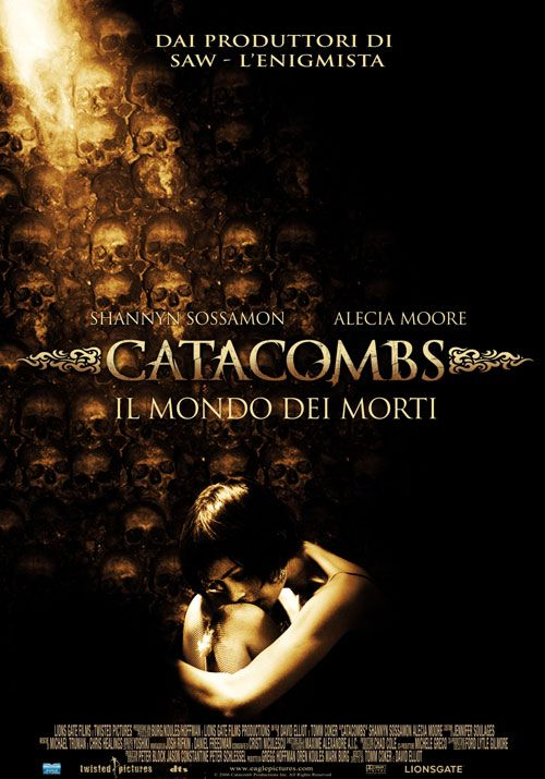 Catacombs Poster #1