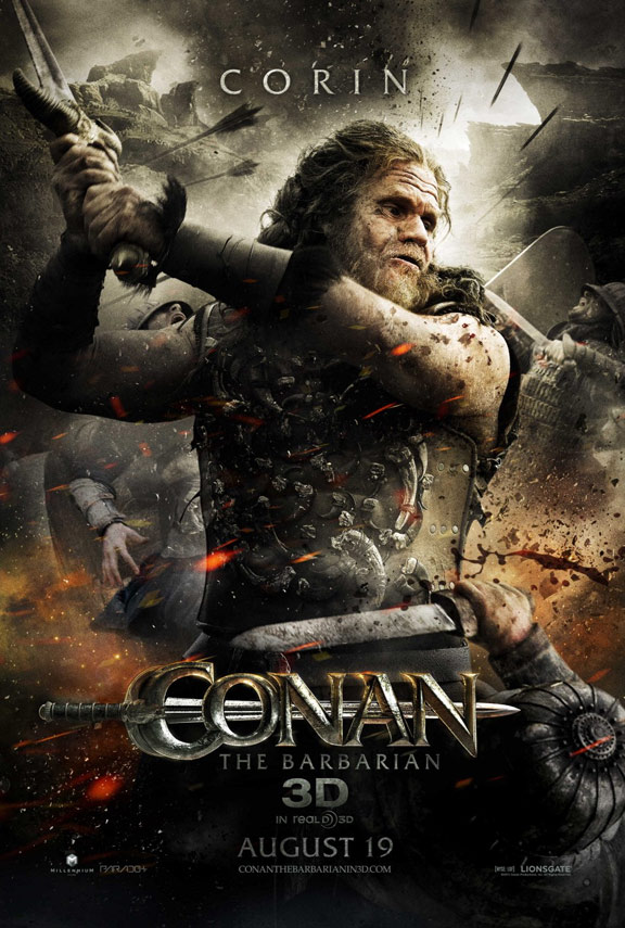 Conan the Barbarian Poster #6