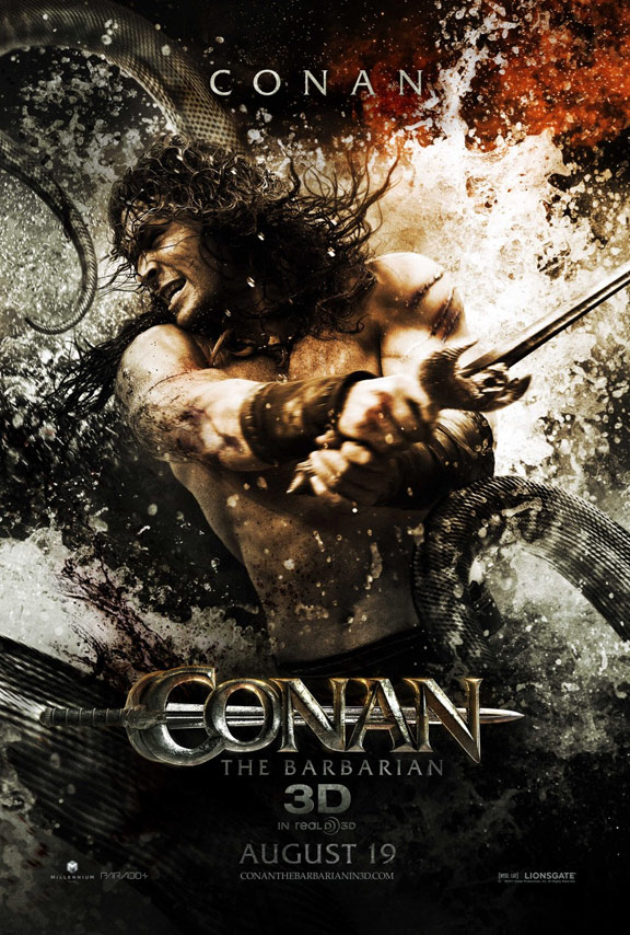 Conan the Barbarian Poster #7