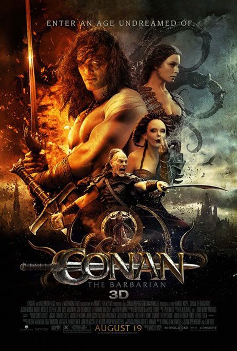 Conan the Barbarian Poster #8