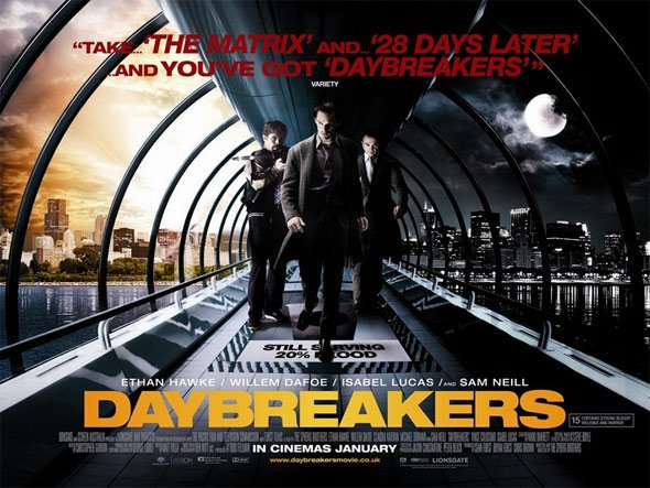 Daybreakers Poster #3