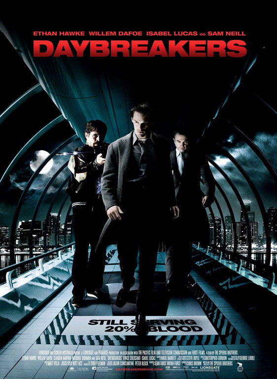 Daybreakers Poster #5