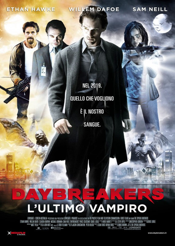 Daybreakers Poster #9