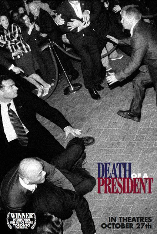 Death of a President Poster #1