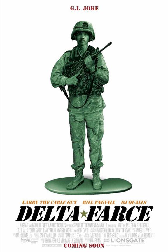 Delta Farce Poster #4