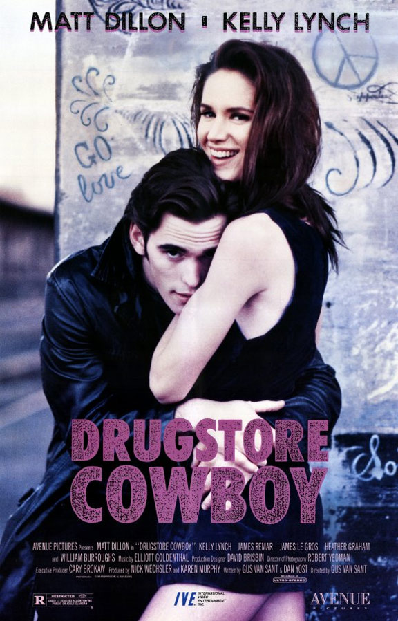 Drugstore Cowboy Poster #1