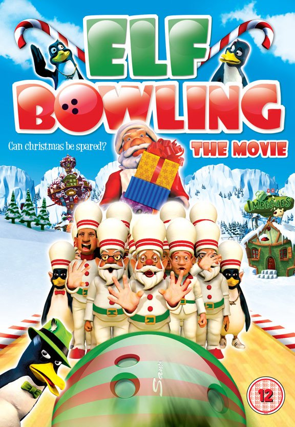 elf bowling 2008 poster 1 trailer addict