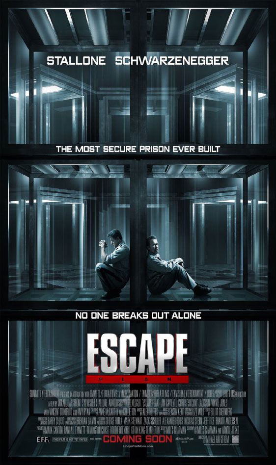 Escape Plan Poster #1