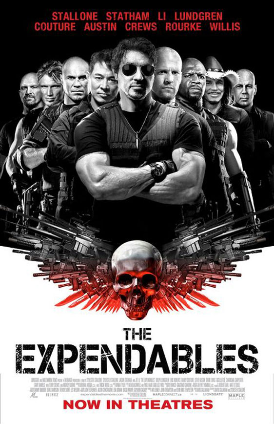 The Expendables Poster #18