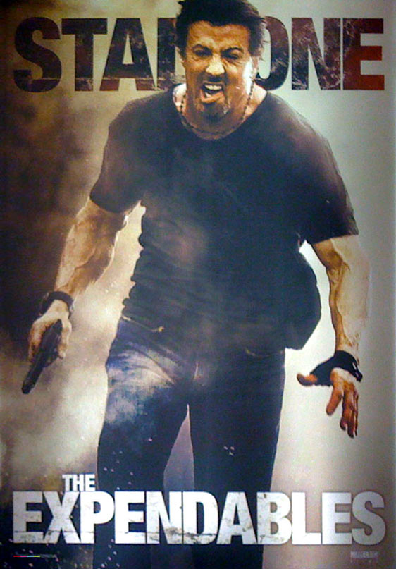 The Expendables Poster #4