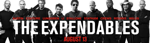 The Expendables Poster #8