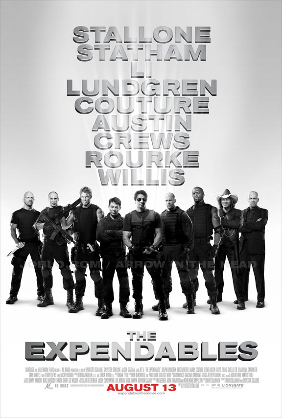 The Expendables Poster #9