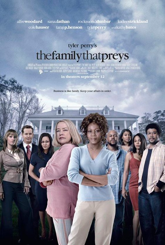 Tyler Perry's The Family That Preys Poster #2