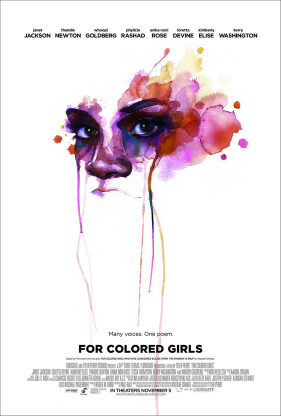 For Colored Girls Poster #9