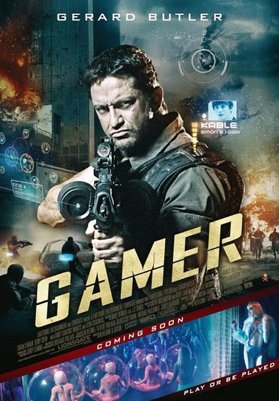 Gamer (2009) - Bluray + Subtitle Indonesia
