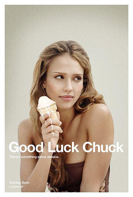 Good Luck Chuck Poster #3