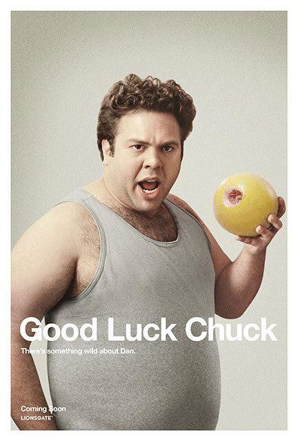 Good Luck Chuck Poster #5
