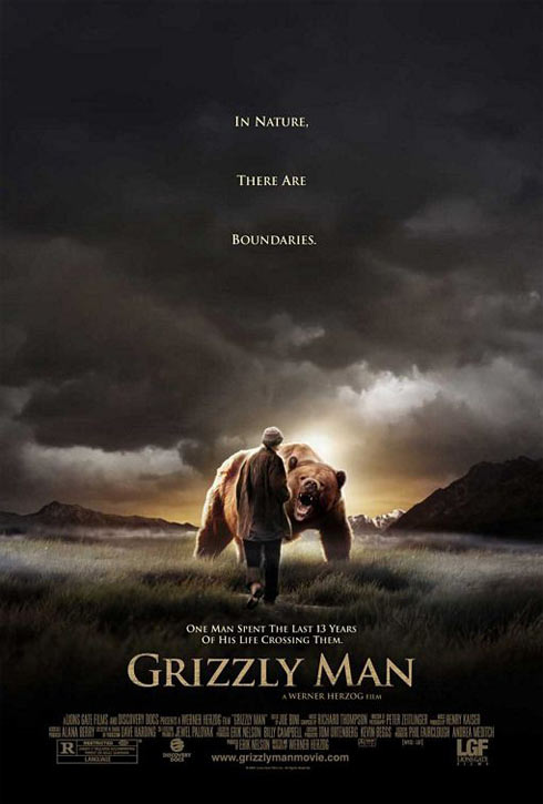 Grizzly Man Poster #1