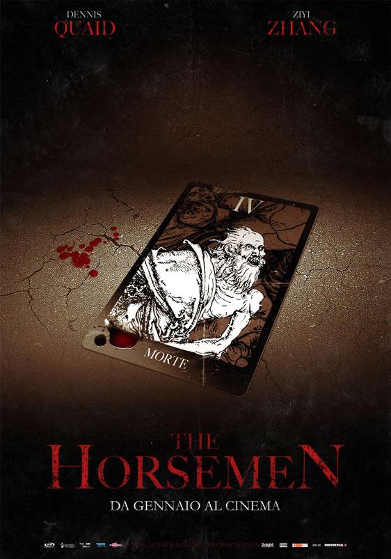 The Horsemen Poster #2