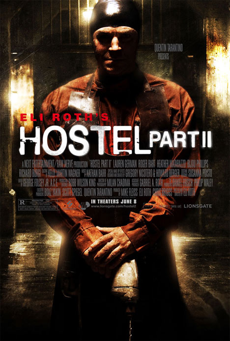 Hostel: Part II Poster #1