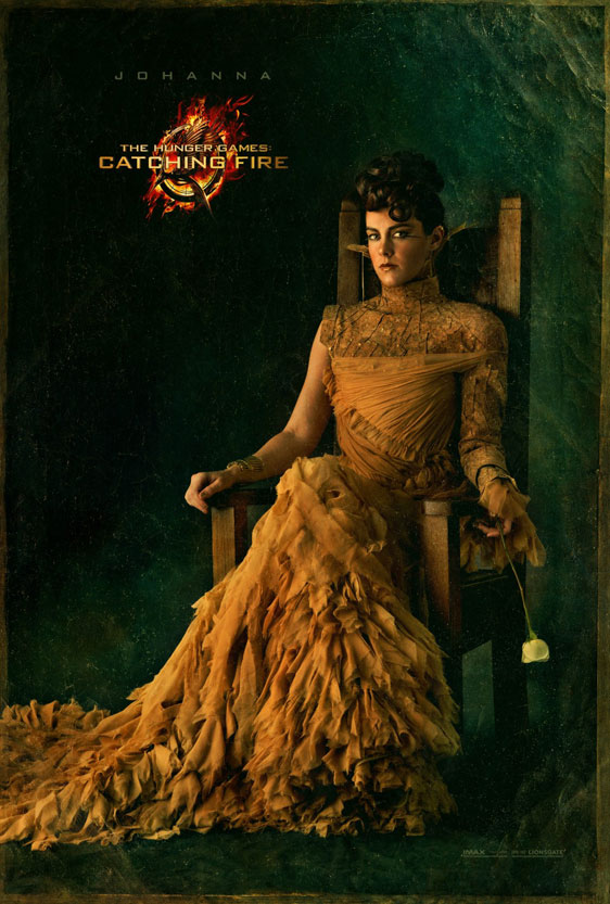 The Hunger Games: Catching Fire Poster #10