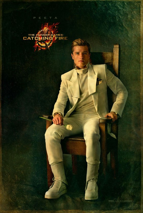 The Hunger Games: Catching Fire Poster #11