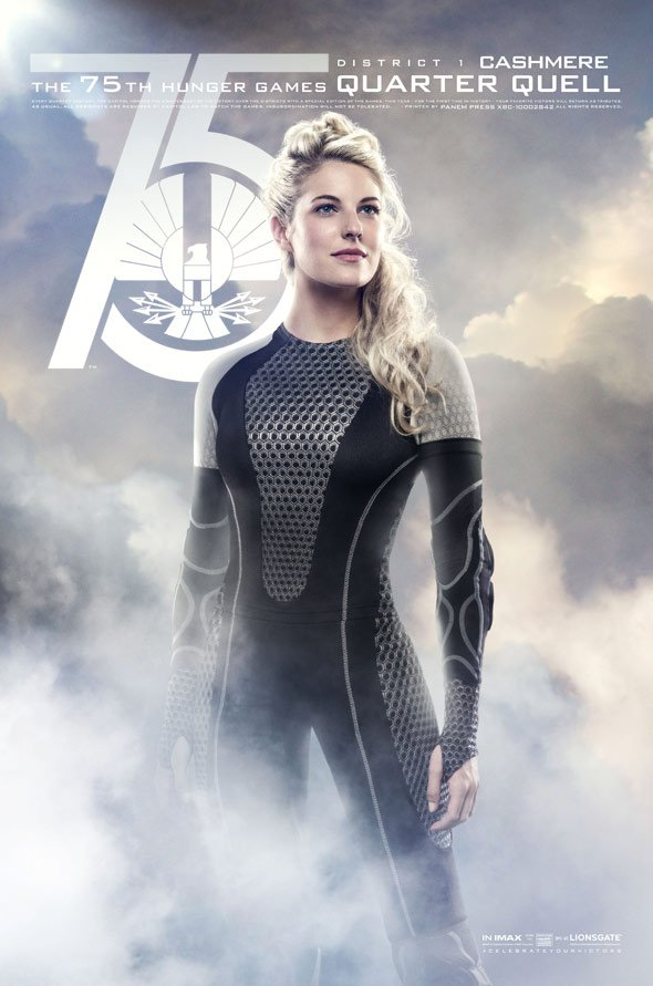The Hunger Games: Catching Fire Poster #16