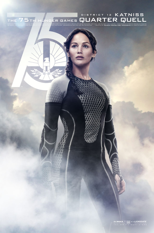 The Hunger Games: Catching Fire Poster #18