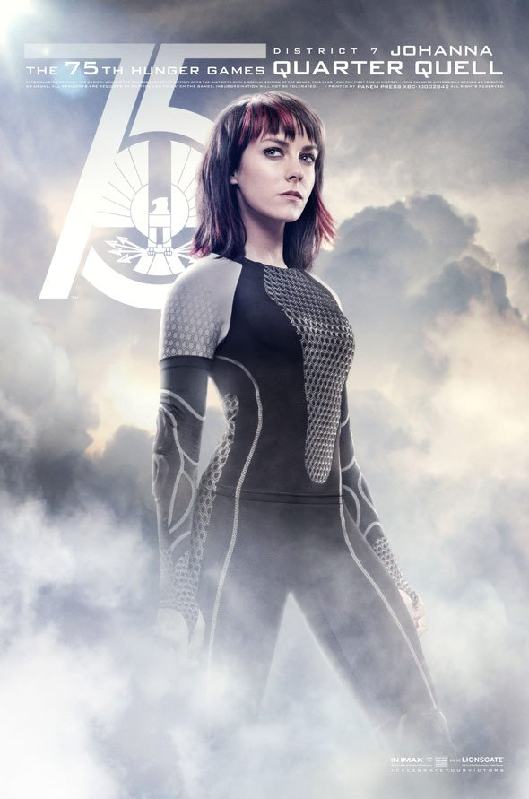 The Hunger Games: Catching Fire Poster #19